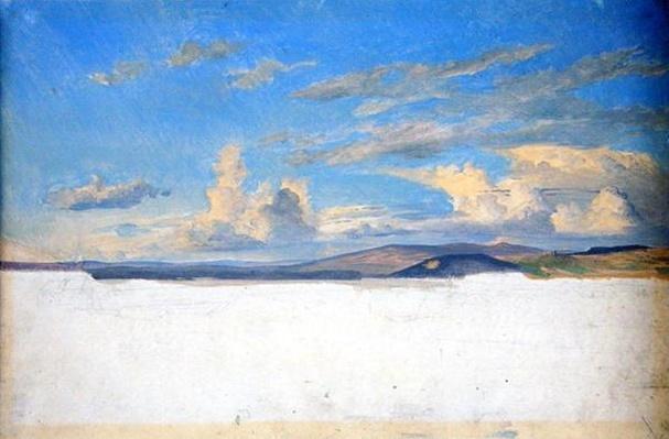 Cloud Study, c.1830