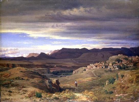 Landscape, 1869
