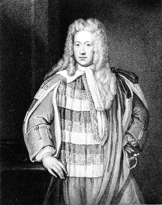 Portrait of Henry St. John