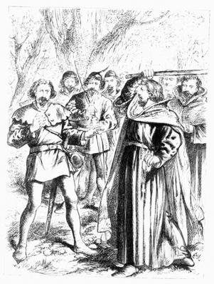 Robin Hood and King Richard I