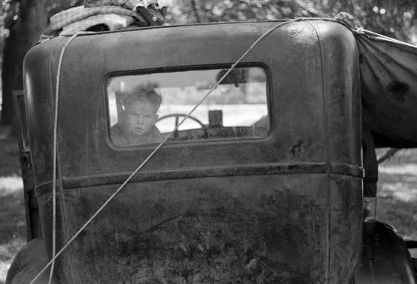 Migrant Boy | Ken Burns: The Dust Bowl
