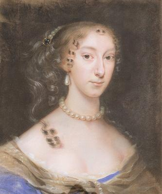 Portrait of a Nobleman's Wife