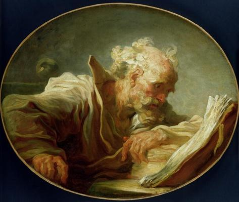 A Philosopher, c.1764