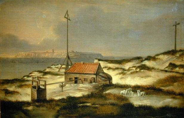 The Dunes of Helgoland, 1815