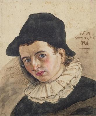 Self Portrait, 1591