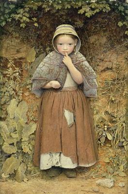 A Beggar on the Path, 1856