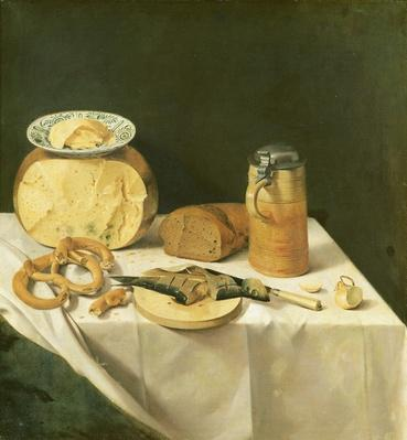 Breakfast Still Life