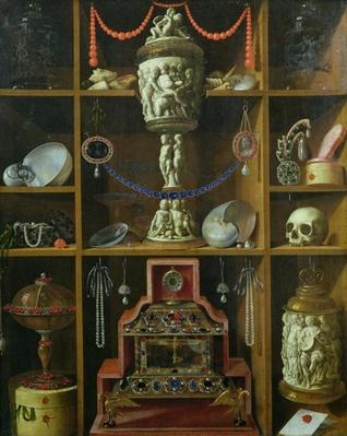 Treasure Chest, 1666