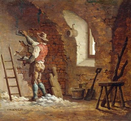 Plasterer, c.1807