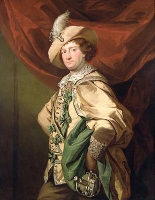 Henry Woodward as Petruchio, c.1773-74