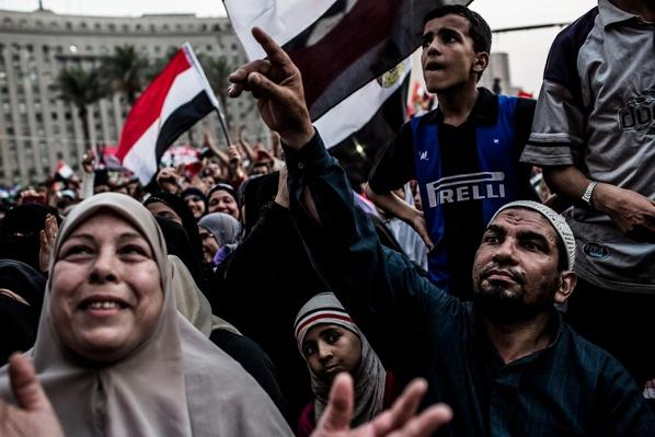 Egypt Elects A New President   Arab Spring