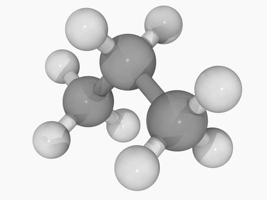 Propane Molecule | Earth's Resources