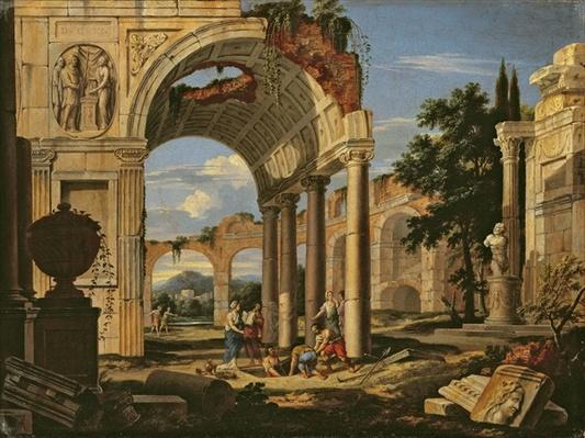 Landscape with Ruins, 1673