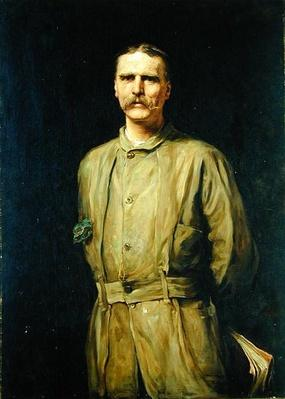 Portrait of Archibald Forbes, War Correspondent, 1881