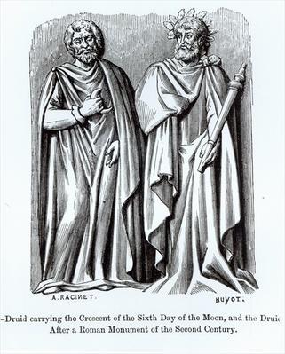 Two Druids