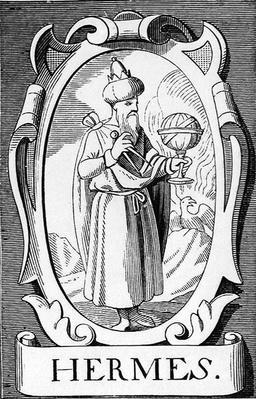 The Alchemist Hermes Trismegistos
