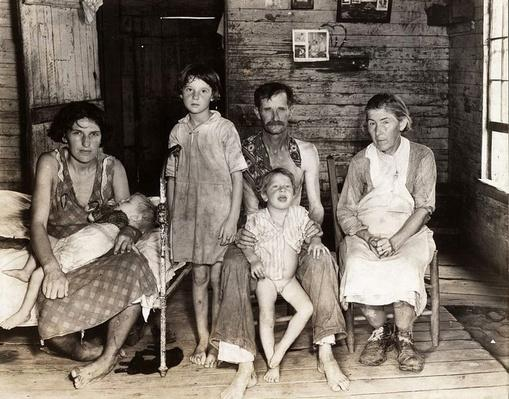 Tenant Farmer Family | Ken Burns: The Dust Bowl