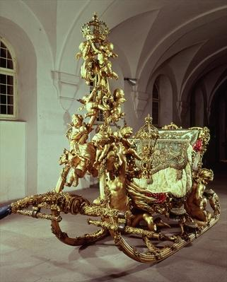 State sleigh of Ludwig II