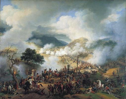 Battle of Somosierra, November 30th 1808
