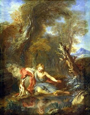 Narcissus, 1728
