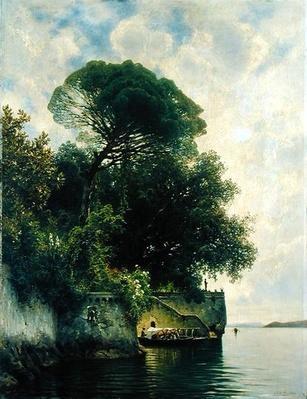 Isola Bella, 1884