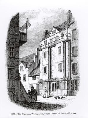 Caxton's Printing Office, The Almonry, Westminster