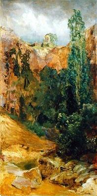 Rock Ravine, 1884-85