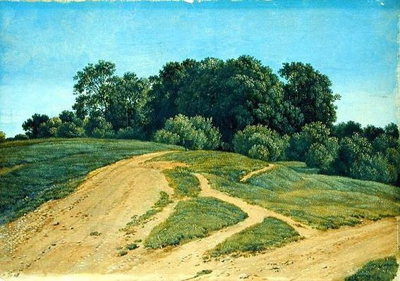 A Track Across the Fields, c.1821