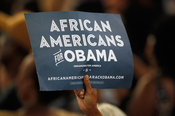 Michelle Obama Addresses Campaign Supporters And Volunteers In Miami | U.S. Presidential Elections 2012