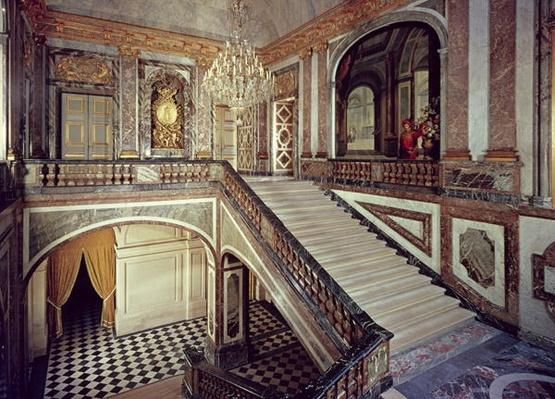 The Queen's staircase, c.1679