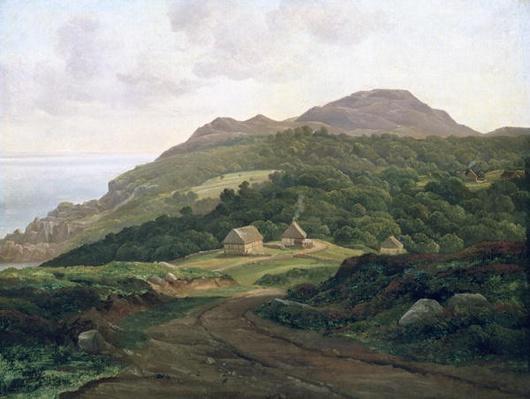 On the Swedish Coast, 1828