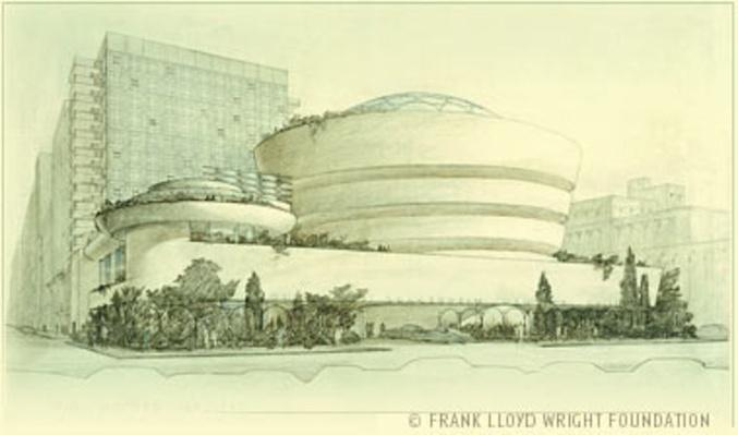 Guggenheim Museum | Ken Burns: Frank Lloyd Wright