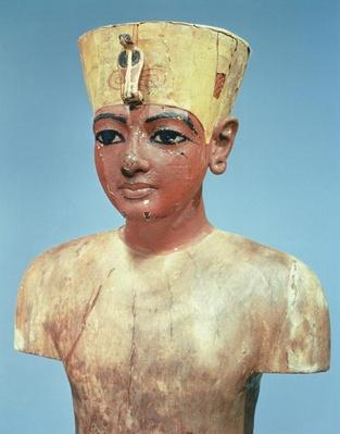 'Dummy' of the young Tutankhamun