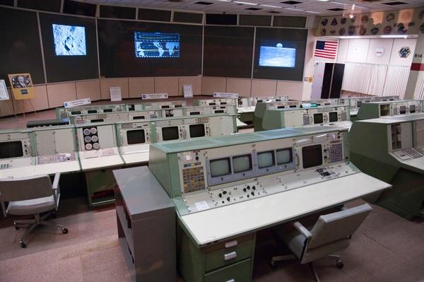 Apollo Era Mission Control Center, Johnson Space Center | NASA Missions and Milestones in Space Flight