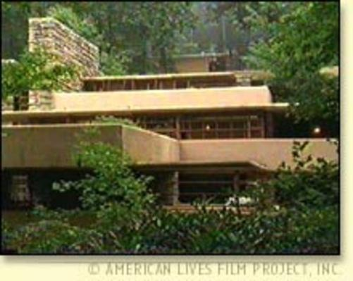 Fallingwater: Exterior #11 | Ken Burns: Frank Lloyd Wright