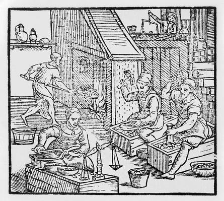 Women Blacksmiths