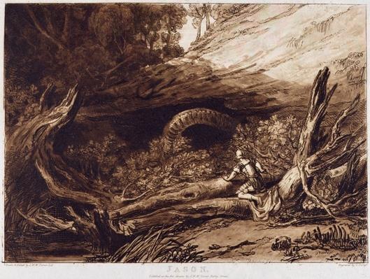Jason, engraved by Charles Turner