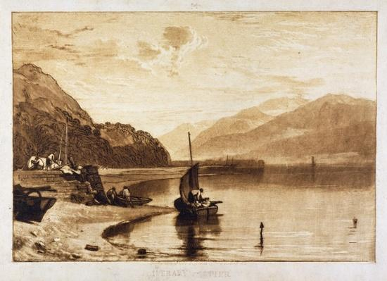 Inverary Pier, 1859-61
