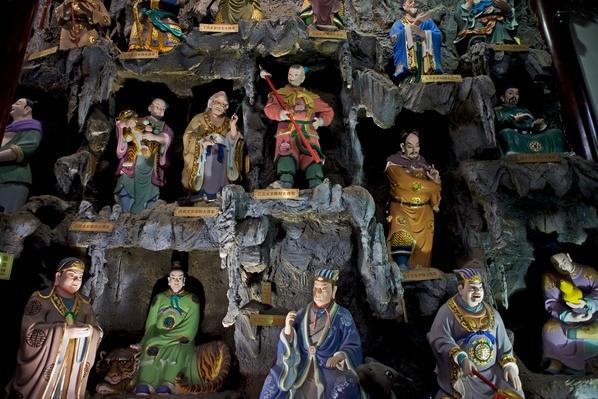 Baiyun Temple | World Religions: Taoism