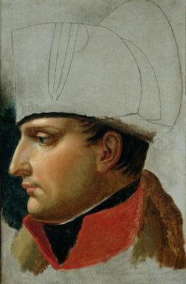 Unfinished Portrait of Napoleon I