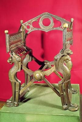 Throne of King Dagobert,