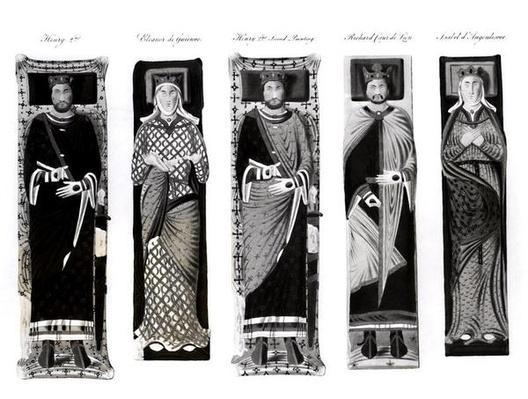 Effigies of Henry II