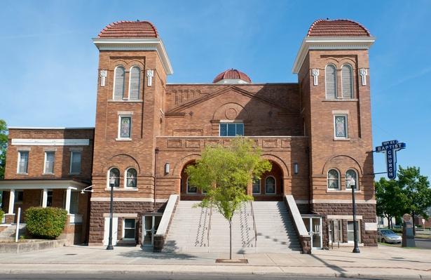 Sixteenth Street Baptist Church, Birmingham, Alabama | The 20th Century Since 1945: Civil Rights & the New Millennium