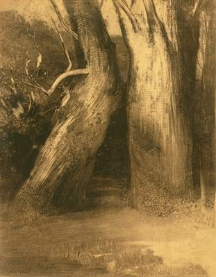 Two Trees, c.1875