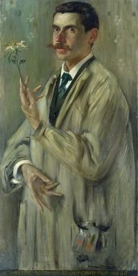 Portrait of Otto Eckmann