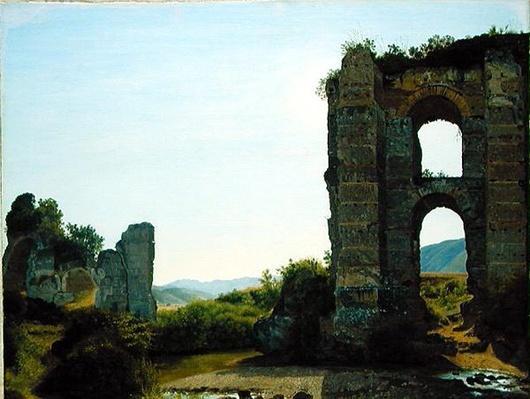 Ruin near Rome, c.1796