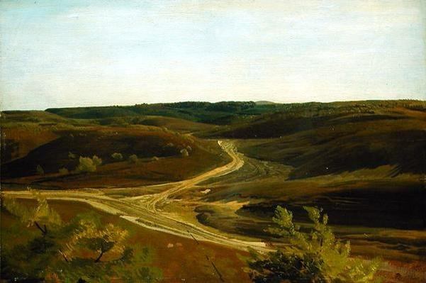 The Moorland near Ehestorf, 1868