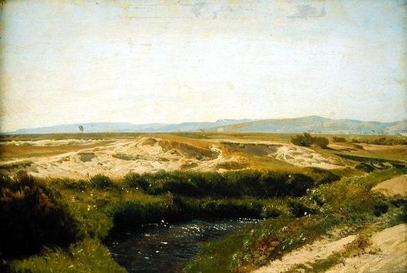 On the Luneburg Heath, 1887