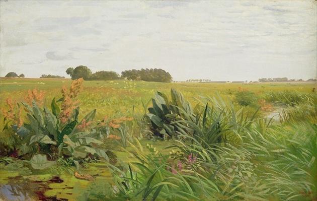 Between Geest and Marsh, c.1880