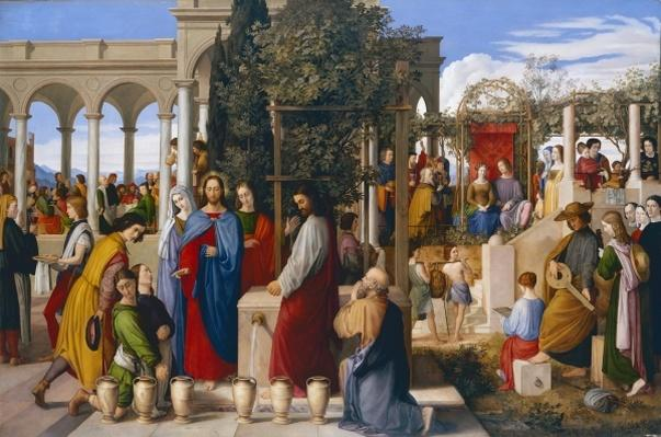 The Marriage at Cana, 1819